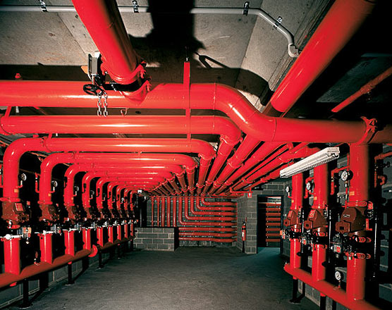 Техническое обслуживание внутреннего пожарного водопровода