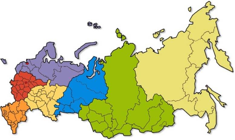 Как сделать регионы внутри региона