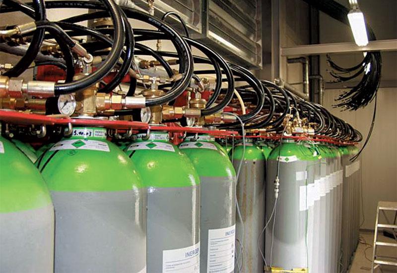 техническое обслуживание автоматических установок порошкового пожаротушения